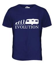 CARAVAN EVOLUTION OF MAN MENS T-SHIRT TEE TOP GIFT CLOTHING