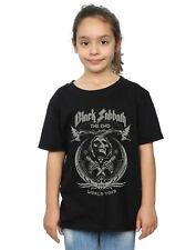 Black Sabbath Fille The End World Tour T-Shirt