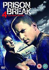 Prison Break - Series 4 (DVD, 2009, 6-Disc Set)