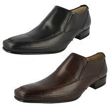 Mens Loake Leather Slip On Shoe MATTHEWS