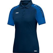 Jako Polo Champ Damen marine/royal Poloshirt Shirt T-Shirt  Sport Fitness