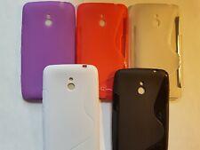 TPU silicone skin, gel, rubber phone case cover to fit Nokia Lumia 1320