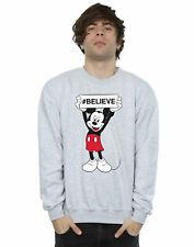 Disney Homme Mickey Mouse  Believe Sweat-Shirt