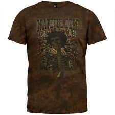Grateful Dead - Skull & Roses Tie Dye Adult Mens T-Shirt