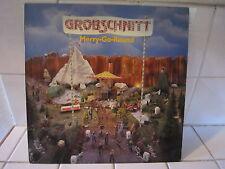 "LP Album: GROBSCHNITT ""Merry Go Round"" 1979 Brain Records ~ German Progressive"