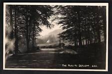 Derwent nr Bamford & under Ladybower Reservoir. Road To