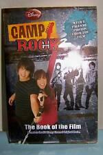 Disney Camp Rock Book of the Film - Music theme tween novel - NEW