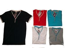 """ACC"" Damen Poloshirt Polo Sommer Knopfleiste Grau/Türkis/Weiss/Rot/Navy NEU WOW"