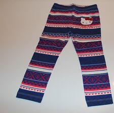 Niños Niñas Polainas Leggings hello kitty Pantalones deportivos Multicolor 104
