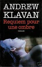 """Roman """" Requiem pour une ombre """"          ( No 5453 )"""