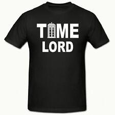 TIME LORD FUNNY MENS T SHIRT,SM-2XL,RETRO,NOVELTY TSHIRT