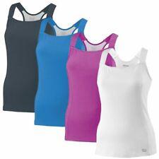 Wilson Tennis Womens Tour Tank II Sports Fitness Shirt