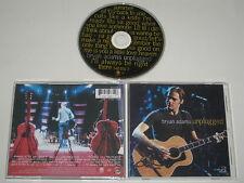 BRYAN ADAMS/UNPLUGGED(A&M 540 831-2) CD ALBUM