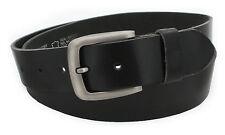Ledergürtel Accessoire Gürtel Echtes Leder Vascavi Damen Vollleder schwarz belt