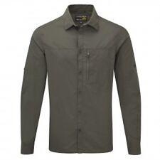 Craghoppers Mens Kiwi Pro Lite Long Sleeved Shirt - Olive Drab
