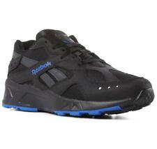 Reebok Classics Aztrek Black Whit Blue DV3913 Running Sneakers