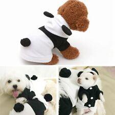 De Invierno Abrigo Con Capucha De Gato Ropa Para Mascotas Lindo Estilo Panda