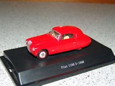 FIAT 1100 S 1948 RED 1:43 STARLINE