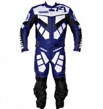 HAUT-QUALITÉ Biker Costume Moto Costume de Motard en Cuir Cuir Veste Pantalon