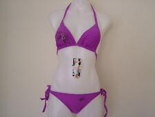 standard nailang removable paddin spider swimwear bikini cossie togs bather 8-14