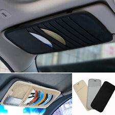 1Pc 12Disc Cd Dvd Car Sun Visor Card Case Wallet Storage Holder Bag Tidy Sleeve