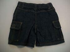 Wonder Kids Boy's Blue Jean Shorts Infant/Toddler Sizes 12M, 24M, 2T