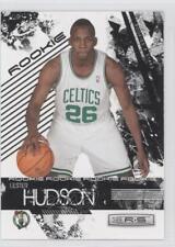 2009-10 Panini Rookies & Stars #129 Lester Hudson Boston Celtics Basketball Card
