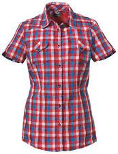 Jack Wolfskin FARO Camiseta Mujer Blusa funcional manga corta baumwollmisch