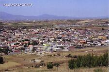 CARTOLINA RARA - MARACALAGONIS (CAGLIARI) - PANORAMA