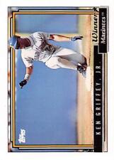 1992 Topps Gold Winners Baseball Cards Pick From List 1-250
