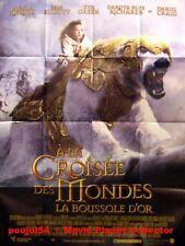 THE GOLDEN COMPASS - Kidman - Craig 47x63 FRENCH POSTER