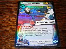 Blue Prevention Drill Dragonball CCG DBZ Foil