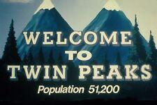 Twin Peaks 1990 Vintage Movie Poster A0-A1-A2-A3-A4-A5-A6-MAXI 308