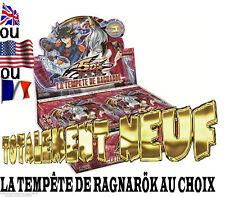 YU-GI-OH! LA TEMPETE DE RAGNAROK ULTRA / RARE / SUPER / FR / VO /1 ERE ED NEUVES