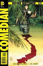 BEFORE WATCHMEN: COMEDIAN #2 OF 6 NM DC COMICS AZZARELLO JG JONES