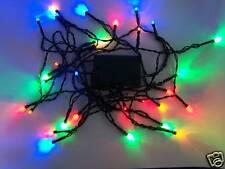 30 HALLOWEEN LIGHTS battery power LED multi-color-flash