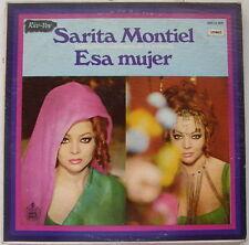 Sara Montiel Sarita Esa Mujer NMINT RICO VOX Ex