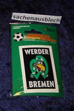 SV Werder Bremen Aufkleber domiert 3D  Motiv 2/3 edel
