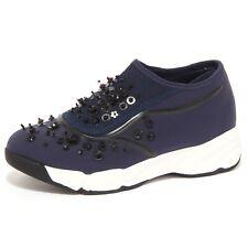 8959P sneaker UMA PARKER NY bianco scarpa donna shoe woman [36] POnRqoXem