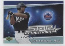 2006 Upper Deck Special F/X Star Attractions #SA-CD Carlos Delgado New York Mets