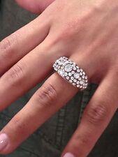 Dolce Jewels A14 - Swarovski Elements Crystal Statement  Acrylic Statement Ring
