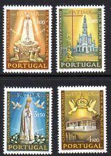Portugal - 1967 H. Fatima Mi. 1029-32 MNH