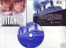 TITANIC (BOF/OST) 1997 (CD) by James Horner