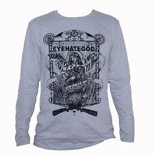 EYEHATEGOD T shirt Sludge Stoner Doom Metal Unisex Long Sleeve Graphic Tee