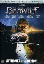 dvd  LA LEGGENDA DI BEOWULF