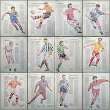 Kits De Fútbol Club Colores histórico + foto de registros-varios clubes T-Y