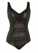 ELOMI Indie es7530 NON-FILAIRE moulé bonnets maillot de bain noir (Noir) CS
