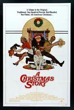 A CHRISTMAS STORY * CineMasterpieces 1SH ORIGINAL MOVIE POSTER 1983