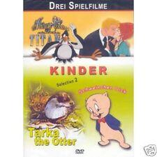 Schweinchen Dick, Tarka der Otter, Mäuse Chaos auf der Titanic ( Kinderfilme )