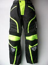 New Wulfsport Hi-viz Enduro Motorcycle Trousers (All Sizes) Jeans Pants Wulf Ktm